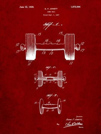 Dumbbell Patent