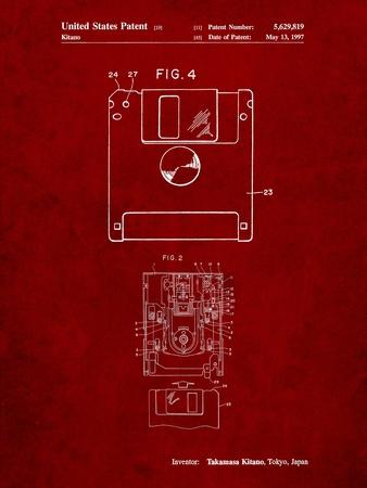 3 1/2 Inch Floppy Disk Patent