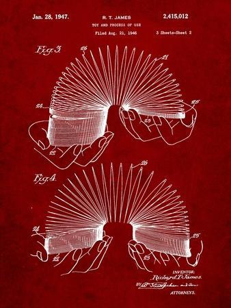 Slinky Toy Patent