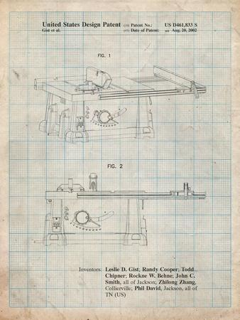 Porter Cable Table Saw Patent