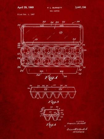 Egg Carton Patent