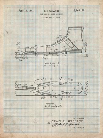 Vintage Ski's Patent