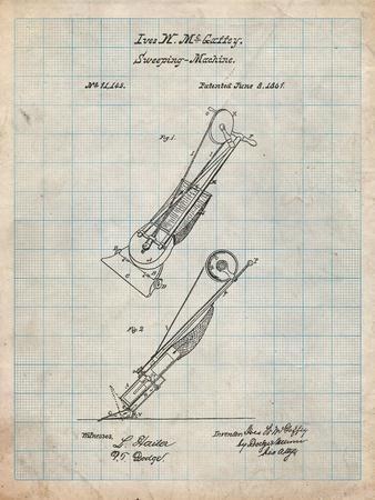 Vaccuum Cleaner Patent