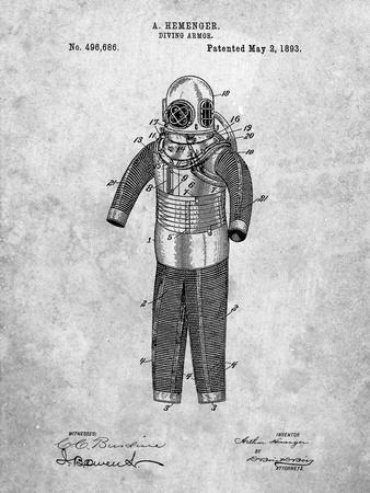 Hemenger Diving Armor