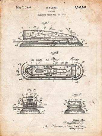 Stapler Patent