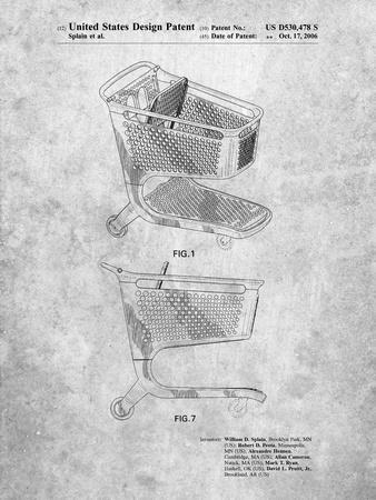 Target Shopping Cart Patent