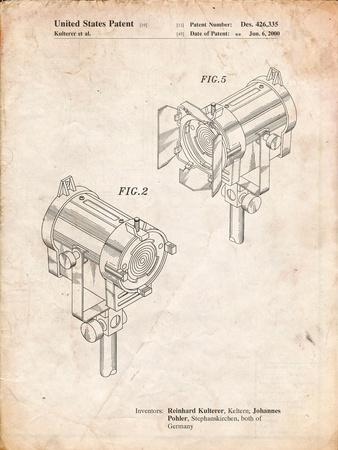 Stage Lights Patent