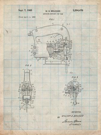 Black and Decker Jigsaw Patent