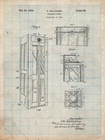 Telephone Booth Patent