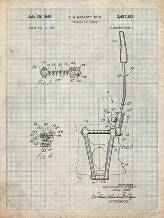 Guitar Vibrato, Wammy Bar Patent