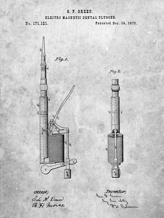 Dentists Drill Patent