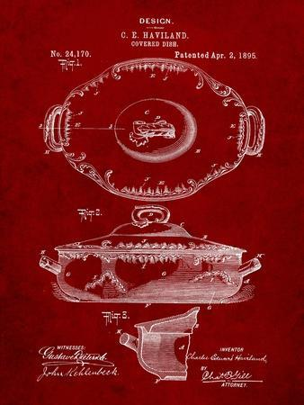 Serving Dish Patent