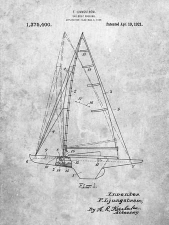 Ljungstrom Sailboat Rigging Patent