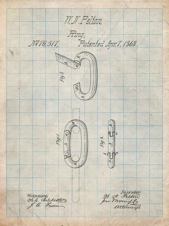 Caribiner Ring Patent