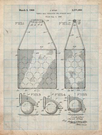 Tennis Hopper Patent