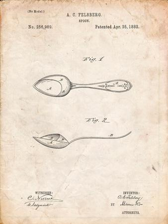 Dinner Spoon Patent