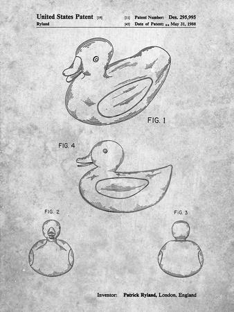 Rubber Ducky Patent