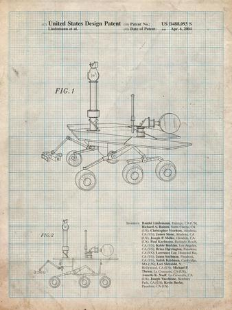 Mars Rover Patent