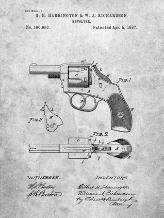 Revolving Firearm Patent