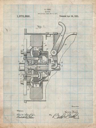 Ford Clutch Patent