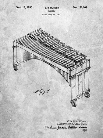 Musser Marimba Patent