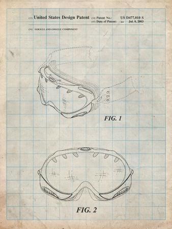 Ski Goggles Patent