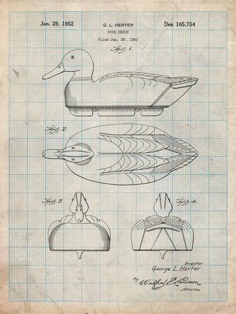 Duck Decoy Patent