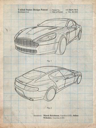 Aston Martin DBS Volante Patent