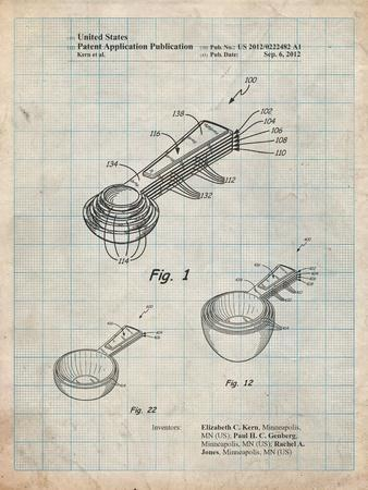Stacking Measuring Cups Patent