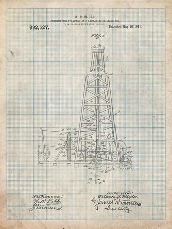 Hydraulic Drilling Rig Patent
