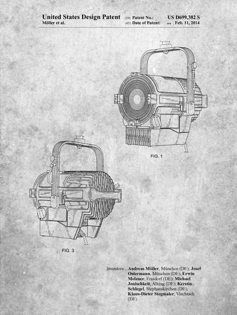 Stage Spotlight Patent