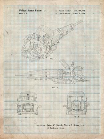 Plate Joiner Patent