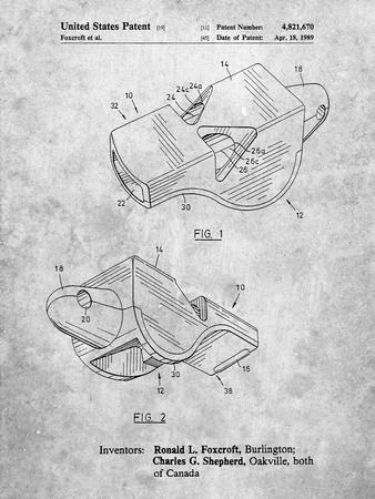 Fox 40 Coach's Whistle Patent