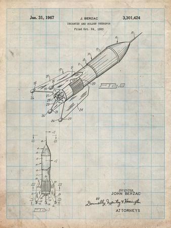 Rocket Ship Concept 1963 Patent