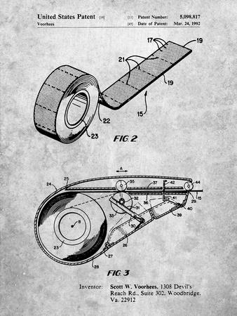 White Out Tape Patent