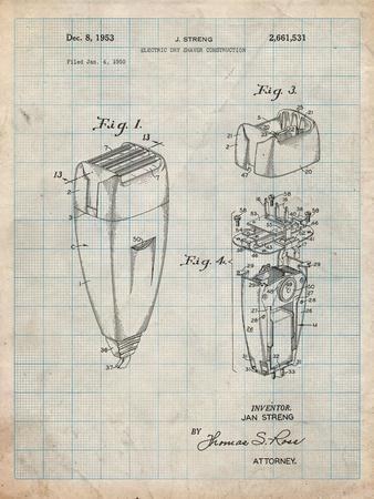 Remington Electric Shaver Patent