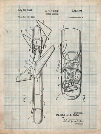 Guided Missile Patent