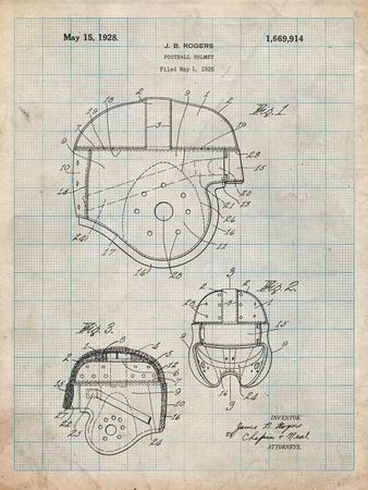 Football Helmet Patent