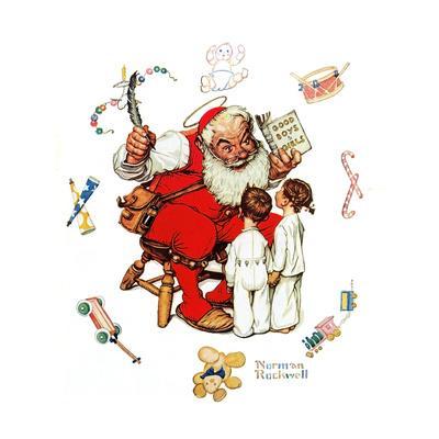 Santa's Visitors