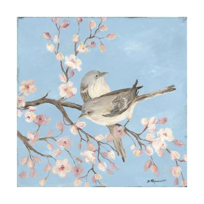 Blossoms Birds II