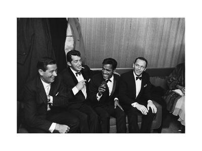 Sammy Davis Jr., Rat Pack - 1960