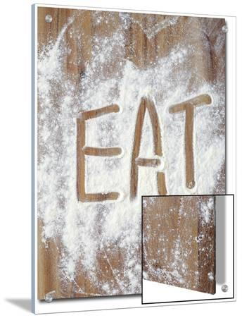 Word Eat in Flour