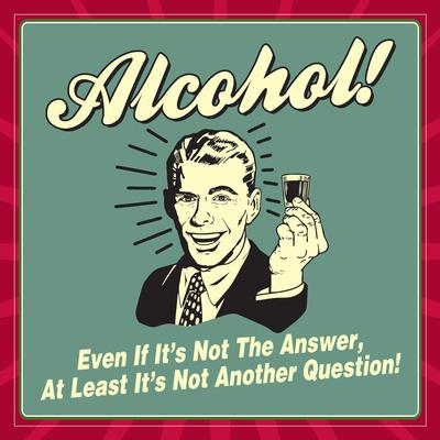 Alcohol Answer