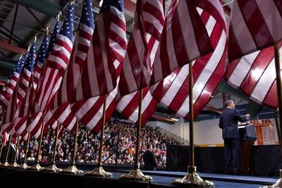 President Barack Obama Speaks on Immigration Reform in Las Vegas, Nev, Jan. 29, 2013