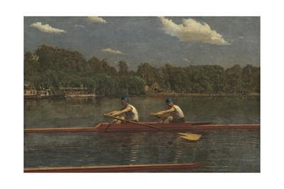 The Biglin Brothers Racing, 1872