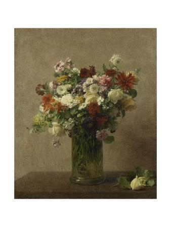 Flowers from Normandy, 1887