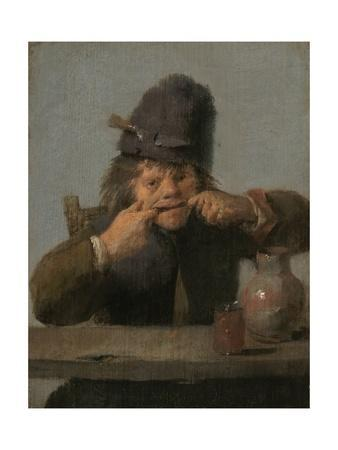 Youth Making a Face, 1632-35
