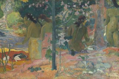 The Bathers, 1897
