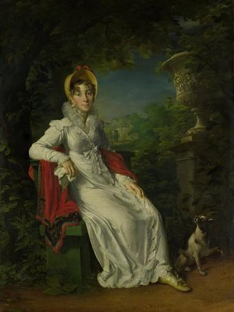 Marie Caroline Ferdinande Louise De Naples, Wife of Duke De Berry