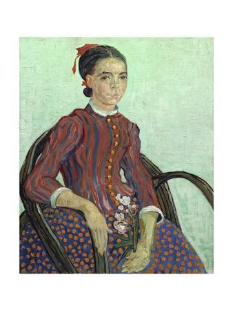La Mousme, 1888